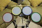 Rockband Drums for Xbox 360