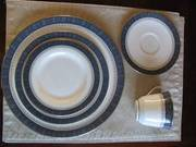 Royal Doulton Sherbrooke collection fine china dishes