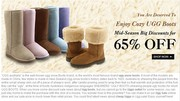 Four Ways to Get Cheap UGG Boots