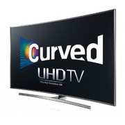 Samsung 4K UHD JU7500 Series Curved Smart TV - 78
